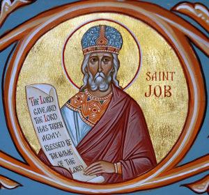 Job the Righteous Հոբ Երանելի