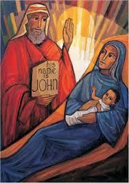 Zechariah - St. John the Baptist's Father 2