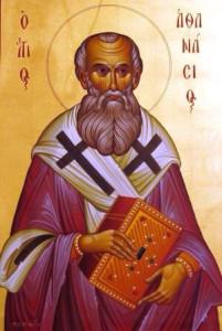 St. Antoninus Alexandria