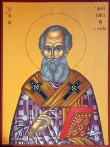 athanasius the great